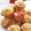 Plantain Honey Oat Muffins